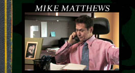 Choose Mike Matthews